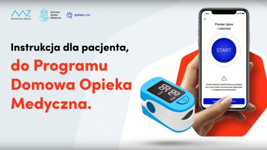 Obraz przedstawia telefon komórkowy i pulsometr